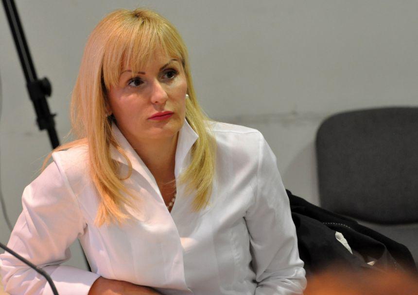 Сузана Пауновић (фото: Медија центар Београд)