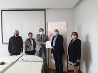 Потписан споразум о сарадњи УНС-а и Савета ромске националне мањине